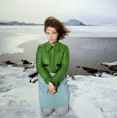 Bjork has always functioned best in colder climes