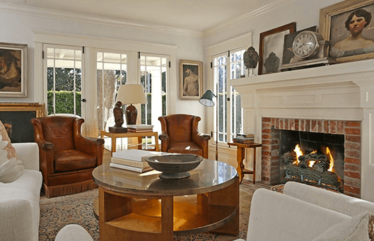 George Peppard's former home is now Dunham's