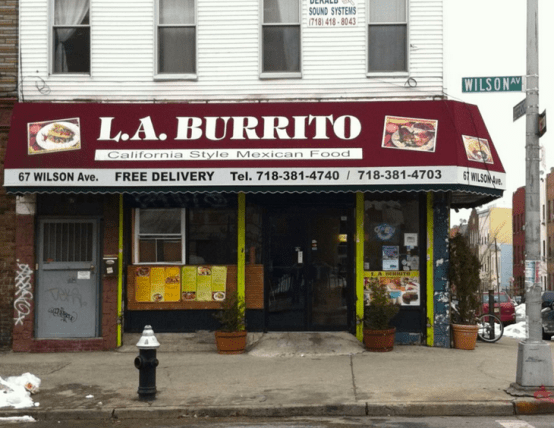 L.A. Burrito is just one of many contenders in town
