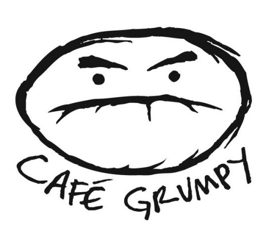 Grumpy logo, now known throughout all of NYC
