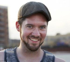 Bushwick bachelor, Chad Singleton.