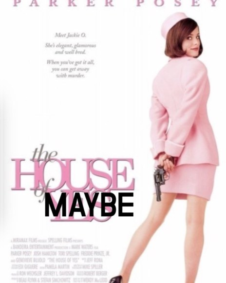 Where House of Maybe culled its inspiration
