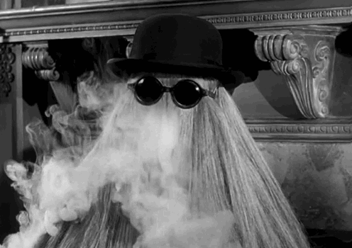 Cousin Itt: hair icon