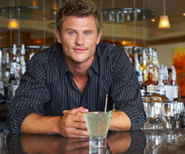 The bartender that offers more than just a drink
