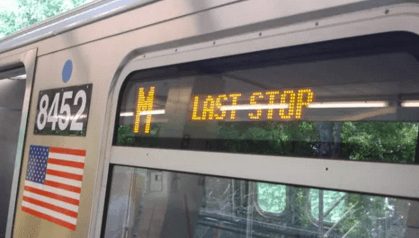 The M is about to make its last stop in 2017