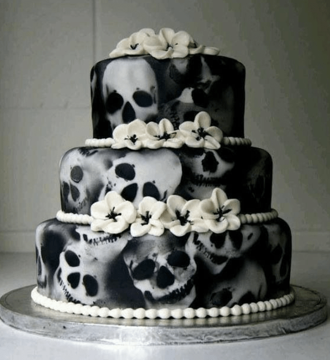 Goth Cake Shop Romance Is Dead Gives Circos A Run For Its Money