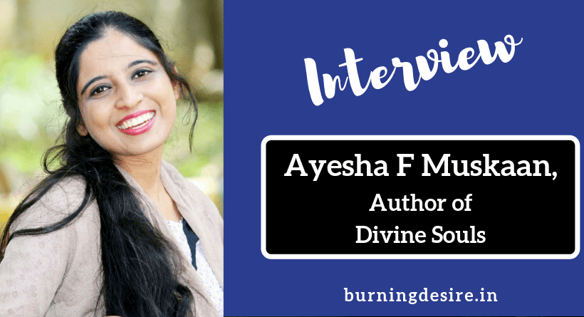 Ayesha F Muskaan interview