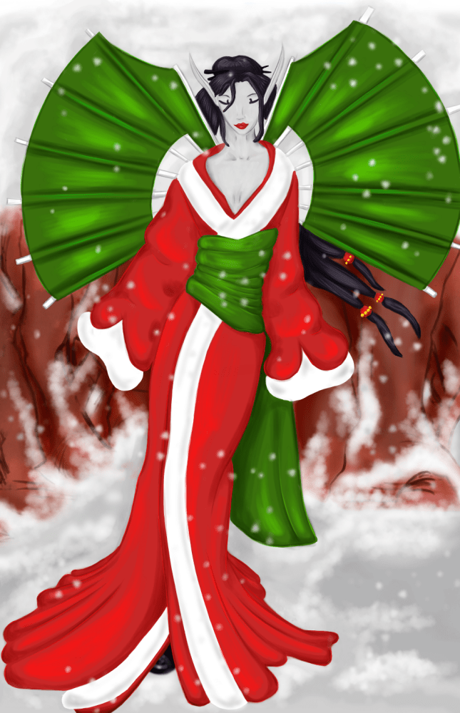 Not Your Usual Christmas Elf