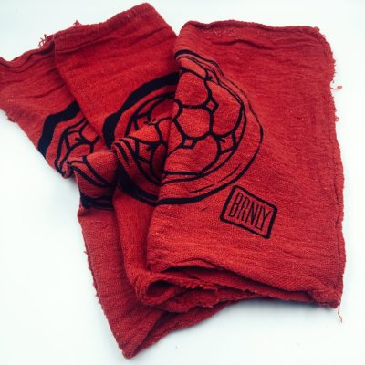 BRNLY Rose Shop Rag