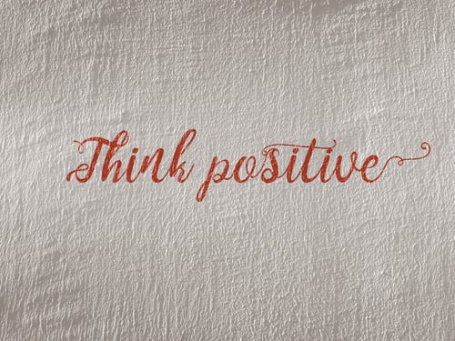 Positive Thoughts and Weight Loss
