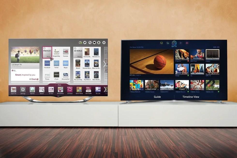 LG vs. Samsung TV