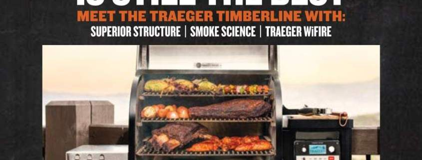 Traeger Timberline Grill at Burns Feed Store