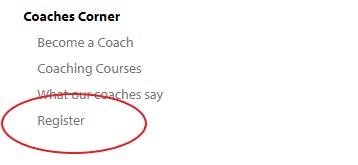Coach Registration screenshot1
