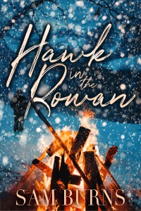 Book Cover: Hawk in the Rowan