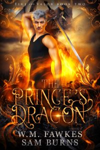 Book Cover: The Prince's Dragon