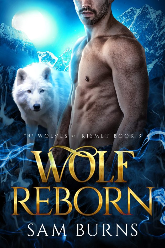 Book Cover: Wolf Reborn