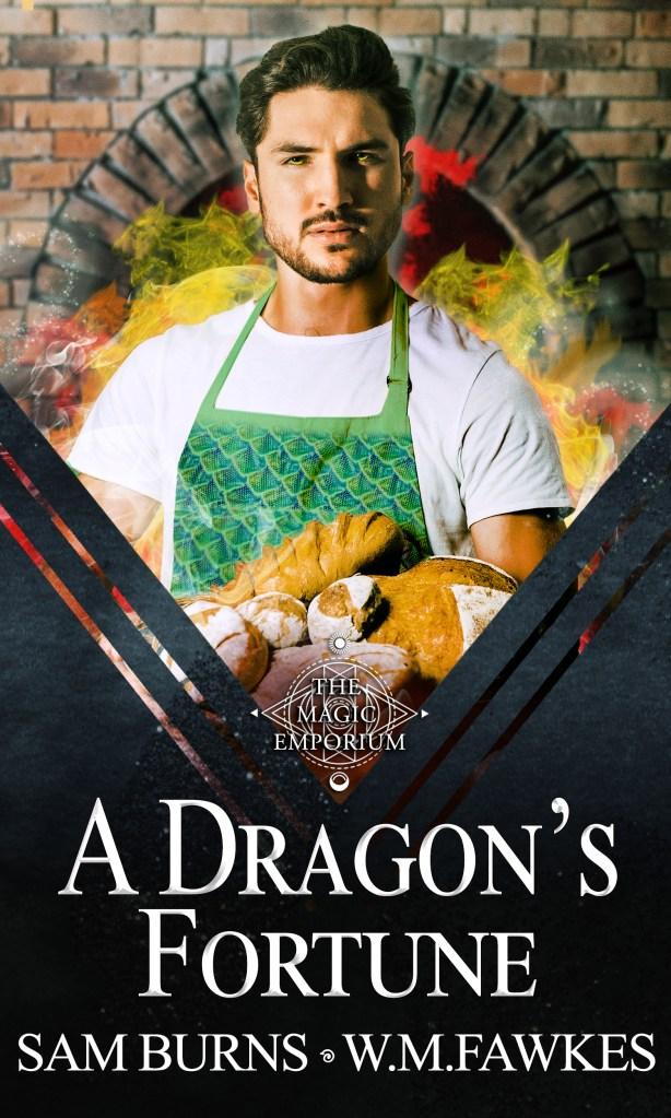 Book Cover: A Dragon's Fortune