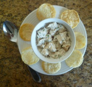 Trying it Tuesday: PopChips Chicken Salad