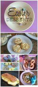 Easter Desserts 2013