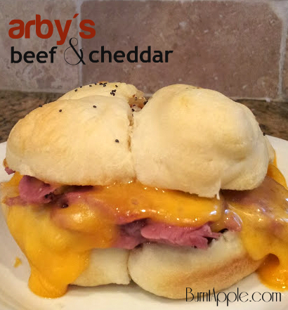 Arby's Beef and Cheddar Recipe