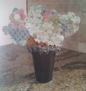 Flower Bouquet For Teacher