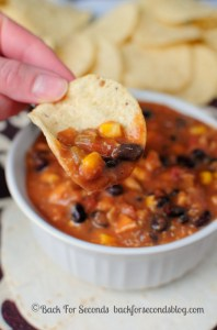 30 minute mexican soup