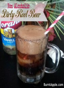 dirty root beer