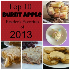 Top 10 Recipes for 2013