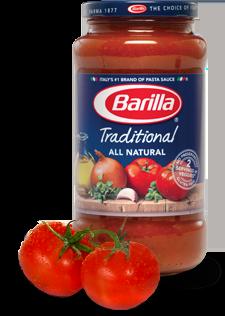 barilla pasta sauce