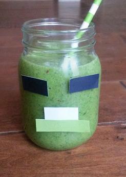 zombie smoothie
