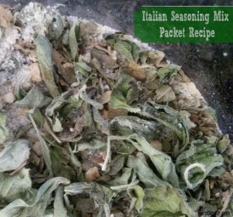 substitute italian seasoning mix