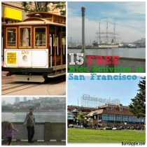 san francisco activities