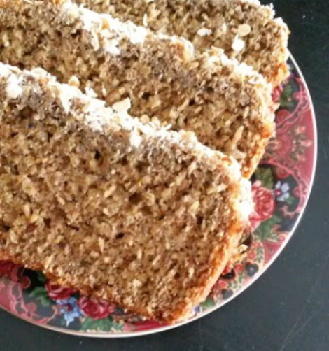 quinoa breakfast bread