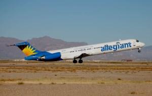 allegiant airline