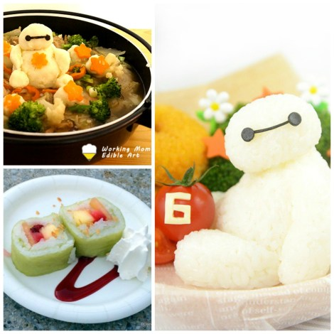 big hero 6 food