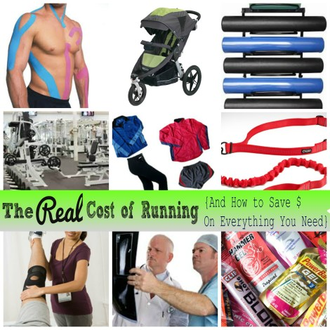 real cost of running