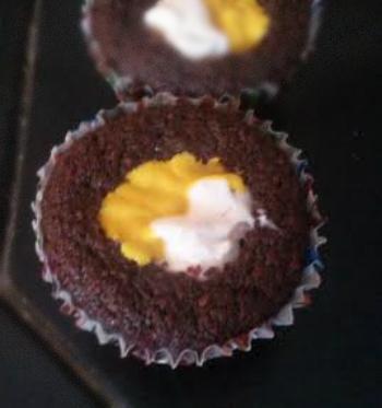 april fools cupcakes