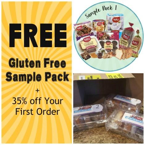 free gluten free food