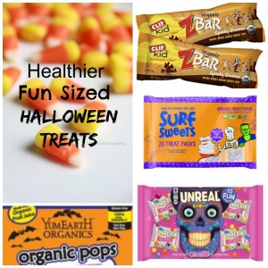 Healthy Halloween Candy to Pass to Trick or Treaters
