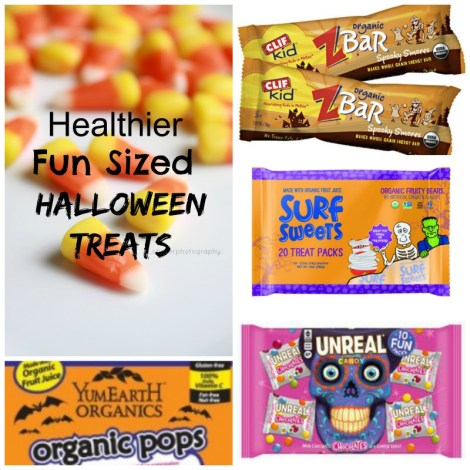 healthy halloween candy