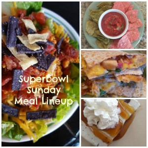 Oh My Goodness!! Superbowl Sunday Menu is HERE!!!! Stretchy Pants Time!!
