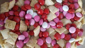 Easy Gluten Free Valentine's Mix