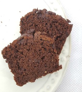 Chocolate Chip Banana Bread + Food Allergy Substitutions