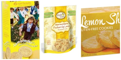girl scout lemon cookies