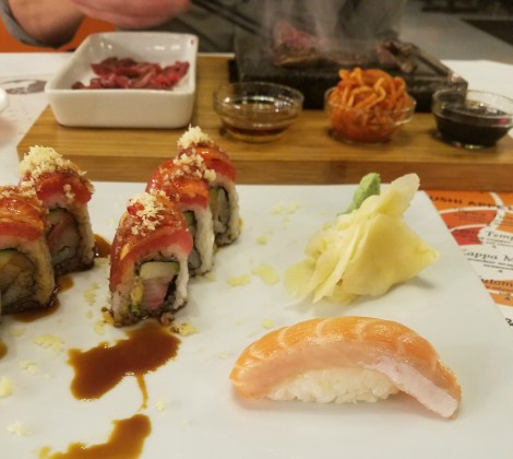 soys sushi grill