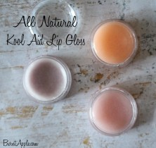 natural lip gloss