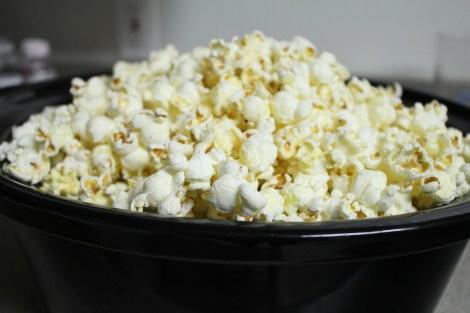 popcorn treat