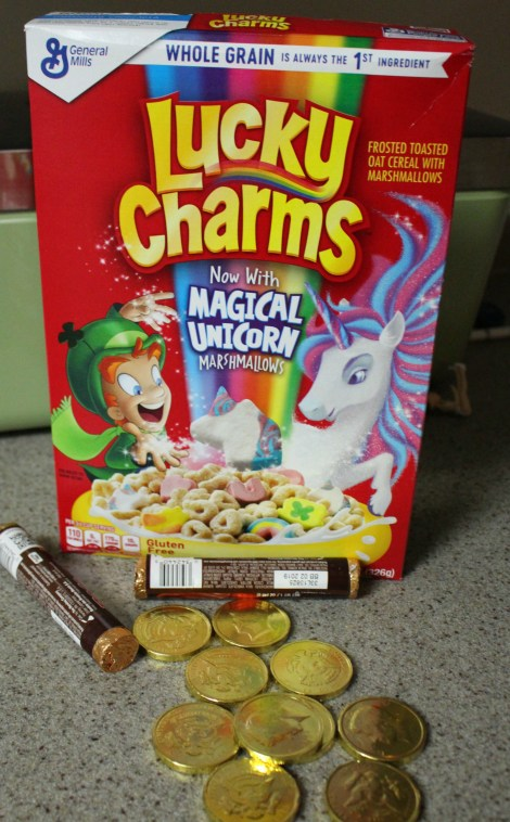 leprechaun treat