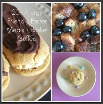 20+ Allergy Friendly Easter Day Ideas