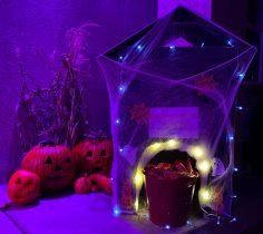 halloween dog house